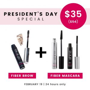 Shine Cosmetics President's Day Special