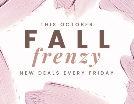 Shine Cosmetics Fall Frenzy