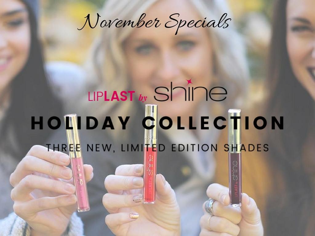 Shine November Specials