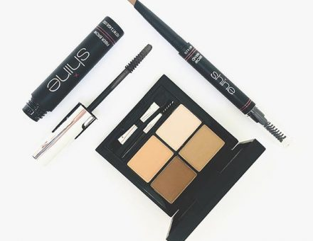 Shine Cosmetics Cyber Monday Power Brow Trio