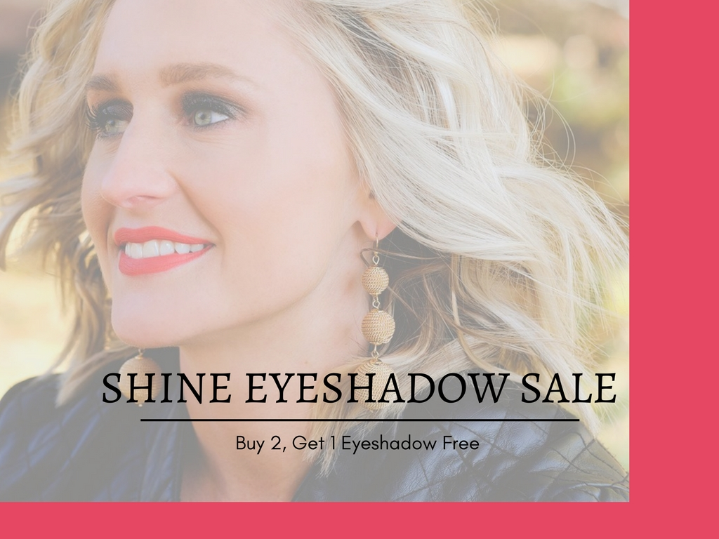 Shine Cosmetics Eyeshadow sale