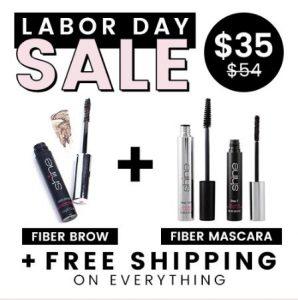 Shine Cosmetics Labor Day Sale