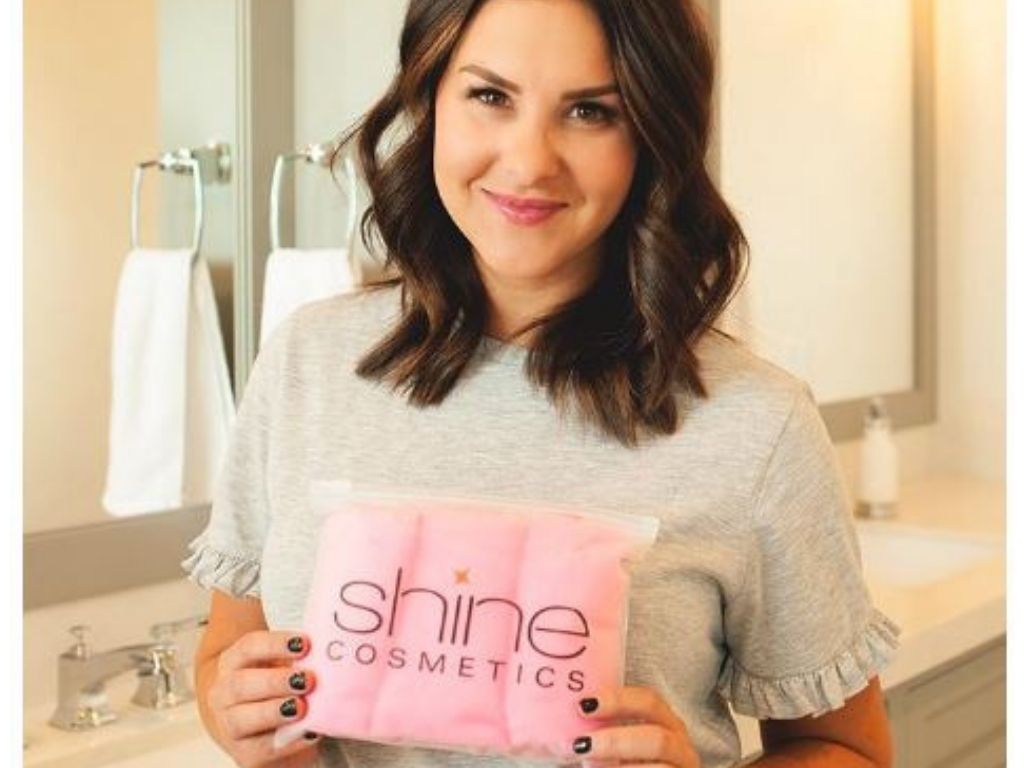 Shine Cosmetics Makeup Removing Cloths title