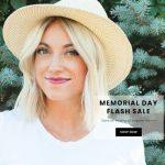 Shine Cosmetics Memorial Day Flash Sale