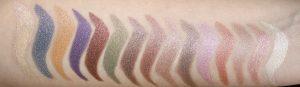Shine Cosmetics Eyeshadow Wet