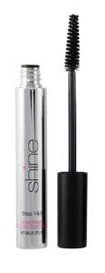 Shine fiber lash mascara step one