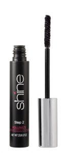 Shine fiber lash mascara step two