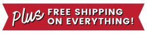 shine cosmetics free shipping