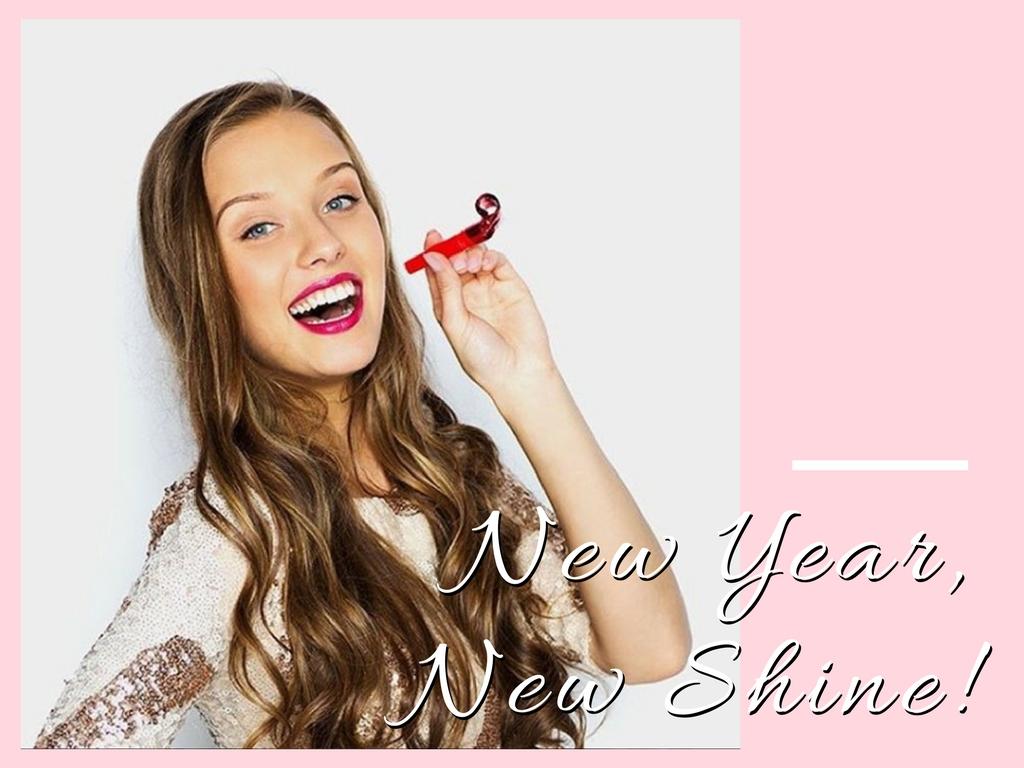 New Year, New Shine!